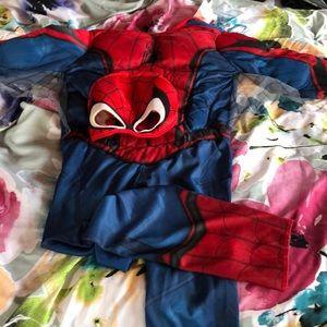 Spider-Man Costume/mask